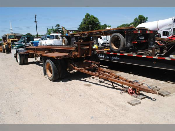 1994 Galbreath 33 ft roll off