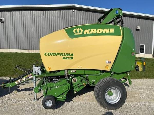 2020 Krone COMPRIMA F155
