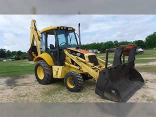 New Holland Lb75b Tractor Loader Backhoe For Sale New Used Fastline