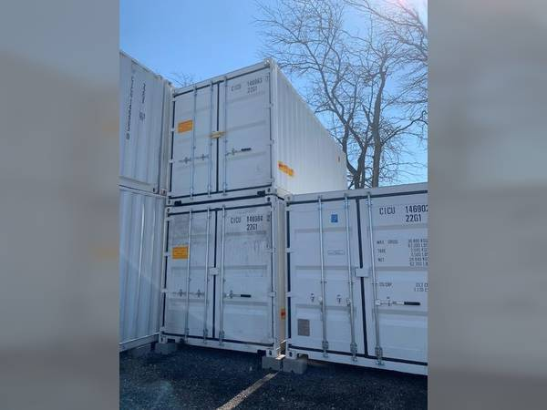 2019 Cimc used 20ft container, double door