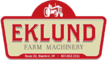 EKLUND FARM MACHINERY, INC.
