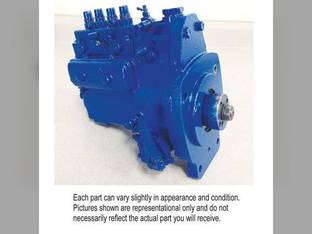Used Injection Pump Leyland 262 255 384 245 272 270 344 13H6140