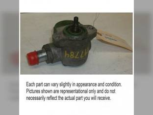 Used Hydrostatic Charge Pump John Deere 9935 9970 9976 6620 9950 9940 7700 6600 7720 9930 9960 9965 AH108841