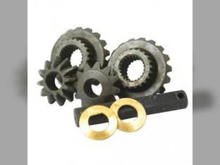 Pinion Gear Kit - Economy Ford 5610 7610 7710 6610 6410 7740 5640 7840 6810 6640 5110 New Holland TL80 TS90 TS110 TL90 TL100 TB100 TS100 Case IH Maxxum 125 Maxxum 110 Maxxum 115 Case International