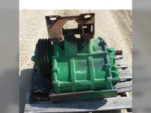 Used Mult Speed Feeder House Drive Gearcase Assembly John Deere 9770 STS S680 9870 STS S670 S690 AH222150