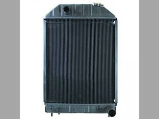 Radiator Ford 755 7500 750 E9NN8005BA