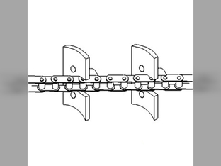 Elevator, Conveyor Chain, Return/Tailings
