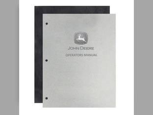 Operator's Manual - JD-O-OMR20698 John Deere G G 730 730