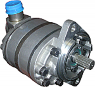 Hydraulic Pump - Triple Stage