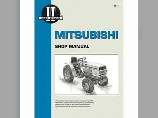 I&T Shop Manual - M-1 Mitsubishi MT180D MT180D MT180H MT180H MT250 MT250 MT160 MT160 MT180 MT180 MT210 MT210 MT160D MT160D MT300D MT300D MT210D MT210D MT300 MT300 MT250D MT250D