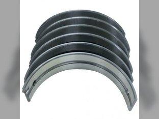 "Main Bearings - .010"" Oversize - Set New Holland TC33D T1520 TC33 G6035 T1510 G6030 SBA198586050"