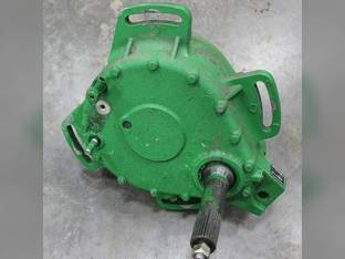 Used Rotor Drive Gear Case Assembly John Deere S670 STS S690 STS S660 STS S680 STS DE20877
