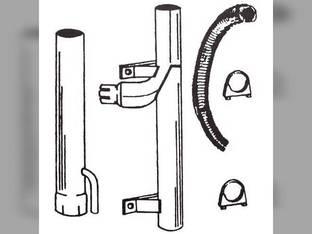 Exhaust Kit Versatile 555