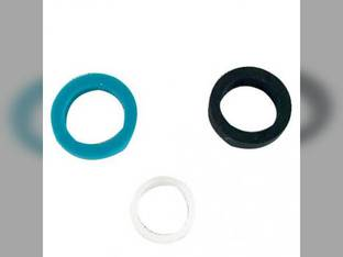 Injector Seal Kit John Deere 5200 7320 5320 5520 6220 5510 5420 5310 6620 6120 6320 5210 7420 6610 6300 5410 6600 6500 6110 6310 6405 7220 6210 4400 5425 6420 5300 5500 6410 6400 5220 6200 7520 5400