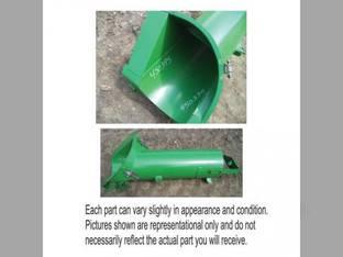 Used Auger Tube - Loading Grain Tank John Deere 9770 STS 9870 STS AH217983