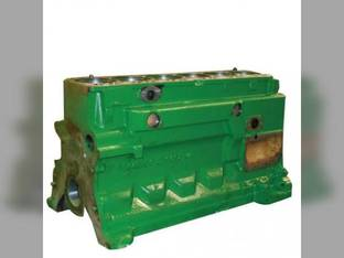 Remanufactured Bare Block John Deere 7320 7210 7610 7410 6068 7220 7510 7400