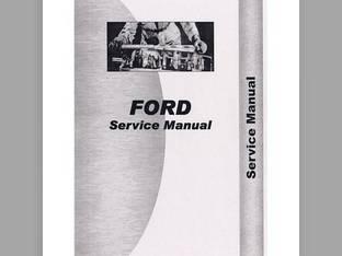 Service Manual - FO-S-TW10+ Ford TW10 TW10 TW30 TW30 TW20 TW20