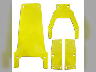 Seat Brackets4 Piece Set