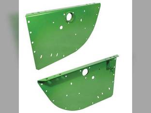 Straw Chopper Side Sheet John Deere 9650 9400 9560 9600 9660 9550 9510 9500 9450 9410 9610 AH165937