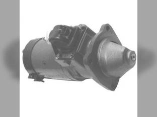 Remanufactured Starter - Lucas Style (16604) Ford Major Super Major E1ADDN11000C New Holland 81712422