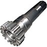 Hollow PTO Main Drive Shaft