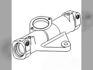 Steering Cylinder Housing White 2-70 100 2-110 2-155 120 4-78 125 145 140 2-105 2-135 30-3445380 Oliver 1800 1755 1850 1855 1655 2255 1555 1955 30-3445380