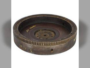 Used Flywheel with Ring Gear International 1466 4186 1586 1066 3688 4166 1486 1566 1086 672215C91