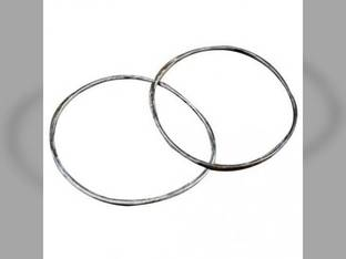 Liner Sealing Ring Kit Massey Ferguson 4500 2135 235 2200 165 20C F40 TO30 TO20 2500 35 135 3165 TE20 245 150 TO35 202 65 50 230 204 Case 300 300B 500 320 400 Continental Oliver 70 Massey Harris 50