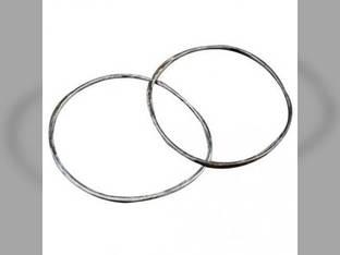 Liner Sealing Ring Kit Massey Ferguson 4500 2135 235 2200 165 20C F40 TO30 TO20 2500 35 135 3165 TE20 245 150 TO35 202 65 50 30B 230 204 Case 300 500 320 400 Continental Oliver 70 Massey Harris 50