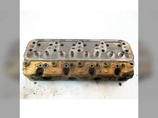 Used Cylinder Head Case D207 1845S 580 1845 1835 1845B D188 1835B A166029