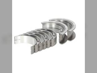 "Main Bearings - .030"" Oversize - Set International 385 454 464 484 485 2400A 2400B 500C 500E D155 D179 Case IH 3220 395 495"