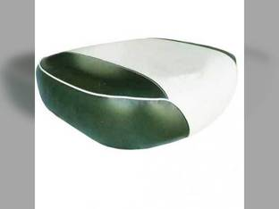 Seat Cushion Vinyl Green/White/Green Oliver 880 990 1800 770 1900 1600 660 1550 1750