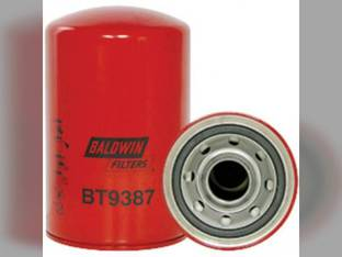 Filter Hydraulic Spin-on BT9387 Massey Ferguson 2685 3505 3525 2625 3545 2720 2645 2680 2620 2640 2725 3383386-M92 AGCO 3383386M92