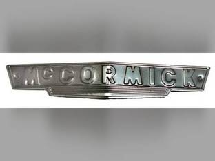 Grille Emblem For Tractors International W6 W4 O6 O4 274 355156R1