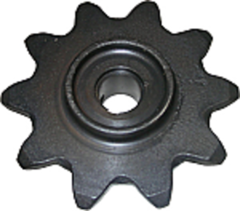 Corn Gathering Chain Sprocket - 10 Tooth