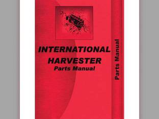 Parts Manual - IH-P-584 International 584 584