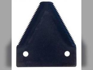 "Sickle Section 3"" x 3 1/4"" TS H Black Anvil 10 Pack Massey Ferguson 200 210 3725570M1HTS"