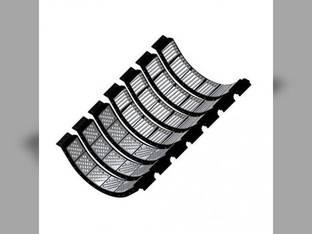 Concave KX7 Set - Small Wire - Kondex Massey Ferguson 8560 9795 9695 8570 9790 8780 9690 9520 Gleaner A66 A76 A75 A65 Challenger / Caterpillar 660B 670B 71390005 104904W91