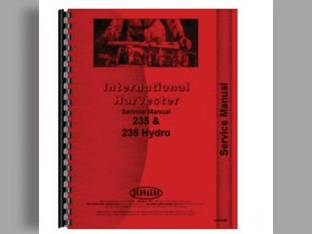 Service Manual - IH-S-235 International Harvester Case IH 235