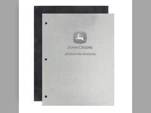 Operator's Manual - JD-O-OMT59558 John Deere 330 330