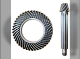 Ring Gear and Pinion, Rear