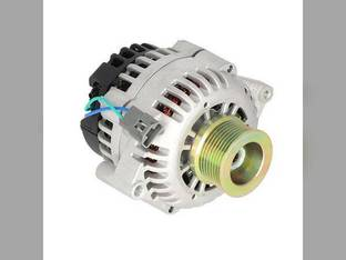 Alternator - Delco Style (12168) John Deere 4050 4630 4240 4230 4020 4430 4440 International Massey Ferguson Oliver Case Bobcat Allis Chalmers Gleaner Minneapolis Moline Versatile Cummins Caterpillar
