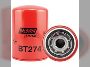 Filter Hydraulic Spin-on BT274 Case 700 1030CK 730 830 850 731 930 831 1030 930CK 702 A32297 White 185 8900 160 8700 International 274 284 Massey Ferguson 80