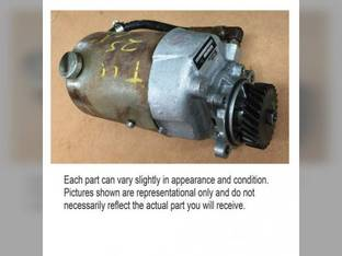 Used Power Steering Pump Ford TW10 TW25 TW20 8000 9700 TW5 8700 TW15 D6NN3A674B