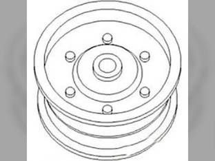 Pulley New Holland 570 580 650 654 658 660 664 845 846 847 BR750 BR780 Case IH 1190 1490 1590 Massey Ferguson 35 410 510 John Deere 6602 6622 04114 16B116 171882 219235M1 559292R1 573649 AP24395