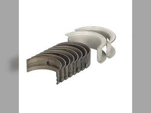 Main Bearings - Standard - Set John Deere 165 1010 145 2010
