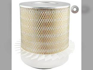 Air Filter Element with Fins PA1646 Case 1537 1200 1530B 1470 1530 A60743 New Holland 1880 Minneapolis Moline A4T 1600 Caterpillar 9Y6834 Hitachi D911762 Iveco 9917881