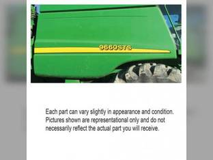 Used Gull Wing Door John Deere 9880 STS 9660 STS 9560 STS 9760 STS 9750 STS 9860 STS AH150942