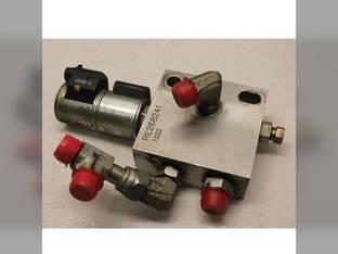 Used Hydraulic Flow Control Valve John Deere 8295R 8130 8270R 8330T 8430 W650 S670 8530 T660 W660 8345R S670HM S660 8345RT 8295RT 8430T 8225R 7580 8320RT 8330 8245R 7780 T560 T670 8230 8320R 8230T