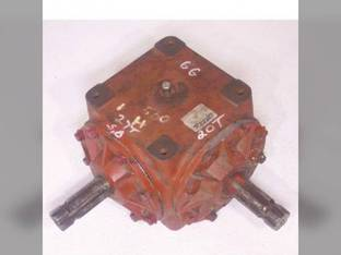 Used Gear Box Hesston 5580E 5585 5800 550 SH60B 5545 5580 SH60A 5540 1180 SH30B 560 6500540